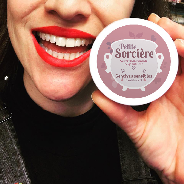 Dentifrice n°3 Gencives sensibles